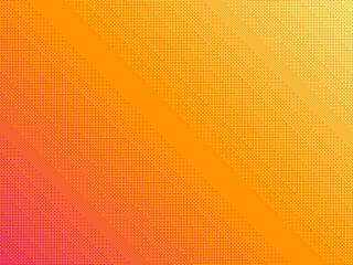 Dither Pixelated Gradient wallpaper