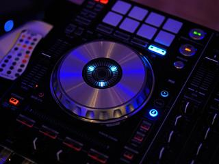 dj, equipment, installation wallpaper
