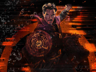 Doctor Strange 2021 Art wallpaper