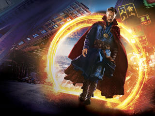 Doctor Strange 4K wallpaper