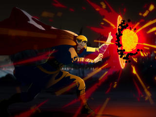 Doctor Strange HD Fight What If wallpaper