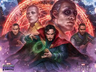 Doctor Strange In Marvel Future Fight wallpaper