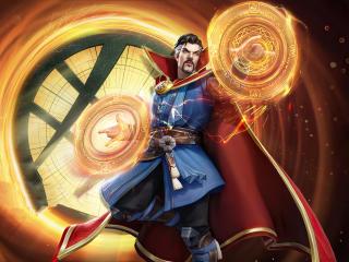 Doctor Strange Marvel Super War wallpaper