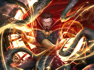Doctor Strange Multiverse Art wallpaper