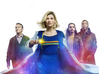 Doctor Who Season 12 wallpaper