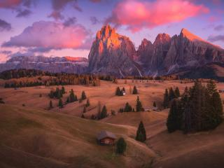Dolomites Mountains wallpaper