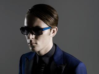 dominic cooper, face, glasses wallpaper