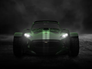 Donkervoort D8 GTO-JD70 wallpaper