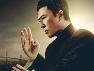 Donnie Yen Ip Man 4 wallpaper