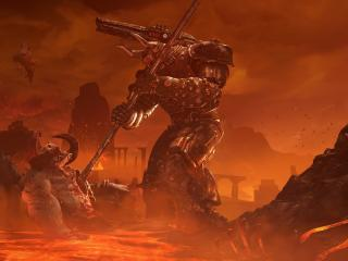 DOOM Eternal 2020 wallpaper