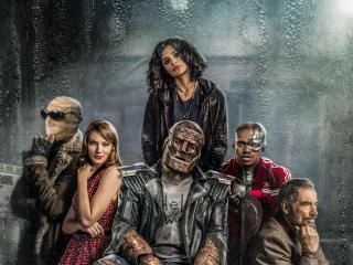 Doom Patrol 2020 wallpaper