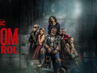 Doom Patrol 2021 wallpaper