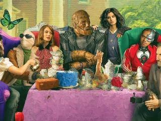 Doom Patrol 2 wallpaper