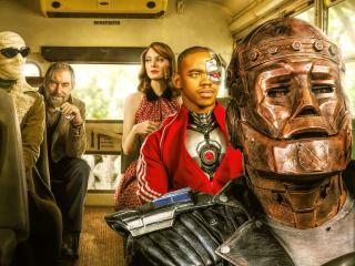 HD Wallpaper | Background Image Doom Patrol Season 1