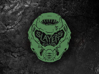 Doom SlayersClub wallpaper