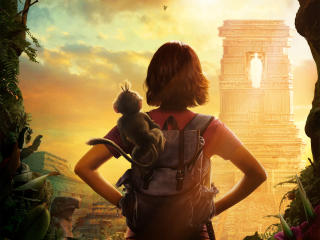 Dora and the Lost City of Gold 2019 Movie wallpaper