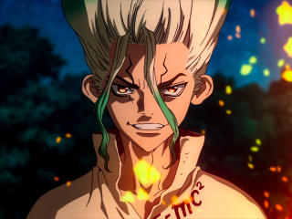Dr. Stone Senkuu wallpaper