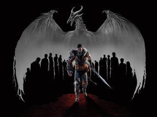 Dragon Age 2 wallpaper