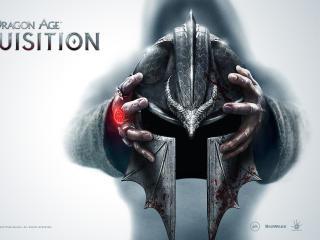 Dragon Age Inquisition Helmet wallpaper