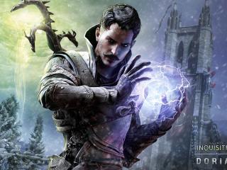 Dragon Age Inquisition Magician wallpaper