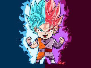 Dragon Ball Super Goku wallpaper