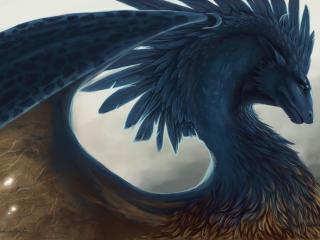dragon, fantasy, art wallpaper
