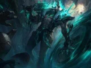 Draven League Of Legends wallpaper