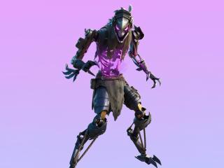 Dread Knight Fortnite Outfit Skin wallpaper