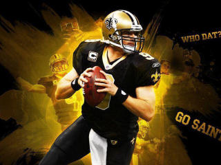 Drew Brees Football Player wallpaper