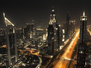 dubai, architecture, buildings wallpaper