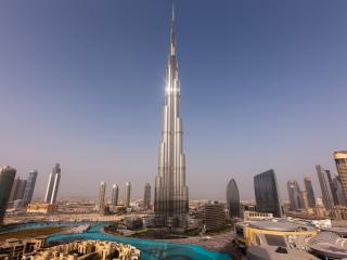 dubai, skyscrapers, towers wallpaper