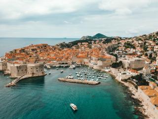 Dubrovnik Croatia wallpaper
