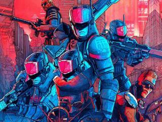 Due Process Gaming wallpaper