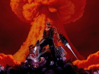 Duke Nukem 3D Remastered wallpaper