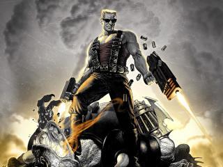 Duke Nukem Poster wallpaper