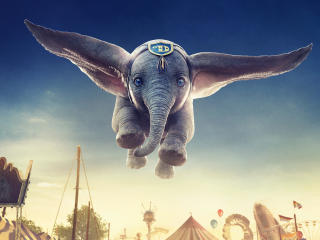 Dumbo 2019 Movie wallpaper