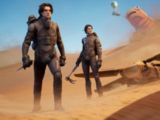 Dune Fortnite wallpaper