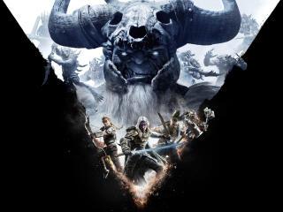 Dungeons and Dragons Dark Alliance wallpaper