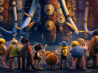 Early Man Animation 2018 Poster wallpaper
