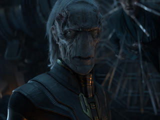 Ebony Maw In Avengers Infinity War 2018 wallpaper