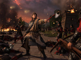 Eight Princes Total War Three Kingdoms wallpaper