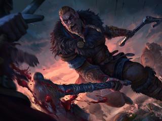 Eivor Assassin's Creed wallpaper