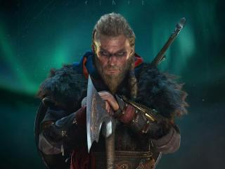 Eivor Renders Assassins Creed Valhalla wallpaper
