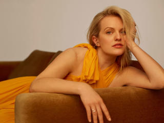 Elisabeth Moss 5K wallpaper