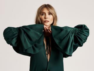 Elizabeth Olsen Photoshoot wallpaper