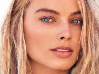 Elle Magazine Margot Robbie Photoshoot 2018 wallpaper