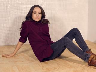 Ellen Page 2019 wallpaper