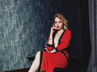 Ellie Bamber 2020 wallpaper