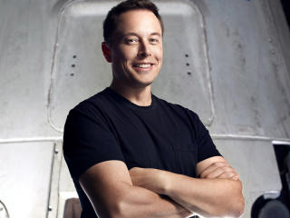 Elon Musk 2021 wallpaper