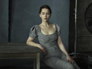 Emilia Clarke 2019 Photoshoot wallpaper